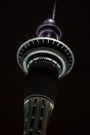 Graham Bailey | Sky Tower