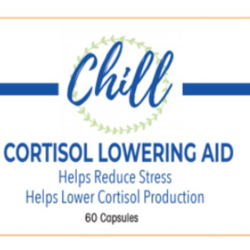 Chill — cortisol lowering aid