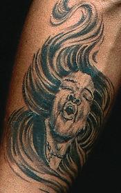Singing Tattoo