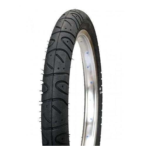 "Deli Black Lizard 16 x 2.125"" Tyre"