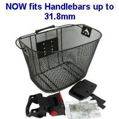 Flinger Front Basket Mesh Adjustable Angle Mesh