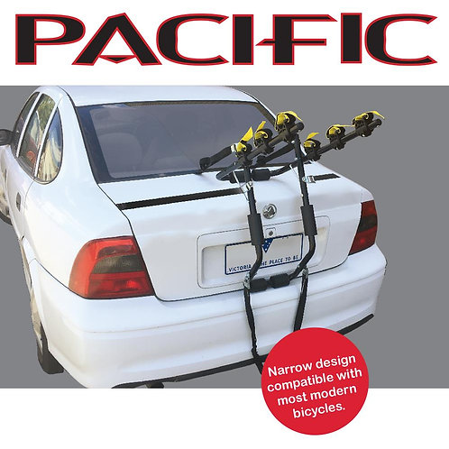 Pacific 3 Bike Car Rack