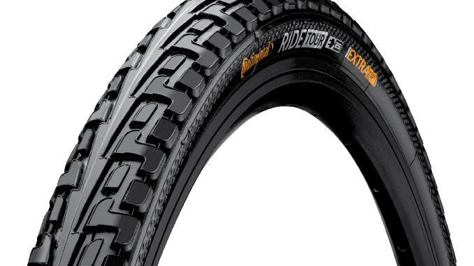 """Continental Ride Tour 12 ½ x 2 ¼"""" Tyre"""