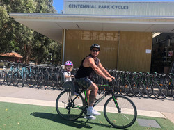 Child Carrier Bike
