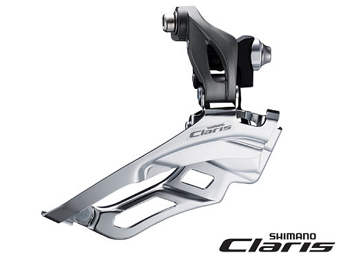 Shimano FD-R2000 Claris Front Derailleur Double 8-Speed Braze On
