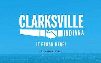 clarksville indiana logo