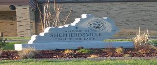 Shepherdsville, Kentucky landmarker