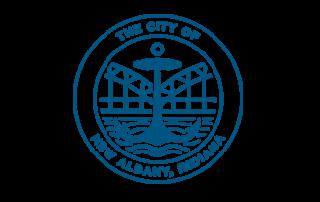 City of New Albany, Indiana logo