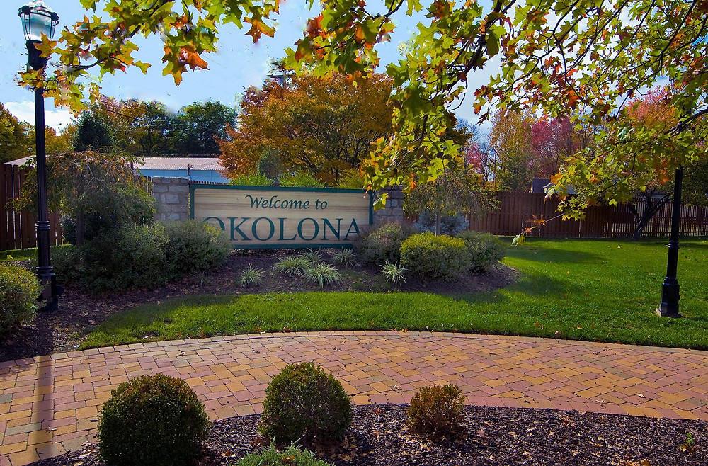 Welcome to Okolona Land Marker