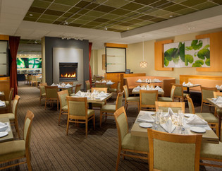 Carpet Cleaning Service at Restaurant
