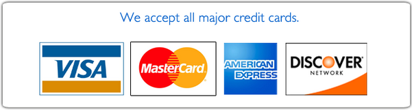 Stat Carpet Cleaning accepts all major credit cards for payment