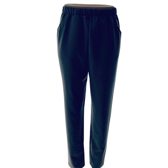 105D Skinny+Pockets Wide Elastic- Gaberdine ( 1-2 weeks )
