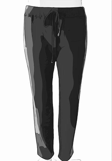 Cotton Sweat Pants Gray 0, 1, 2, 3