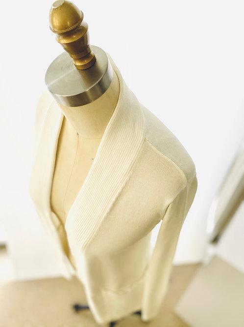 Cardigan White Size-2