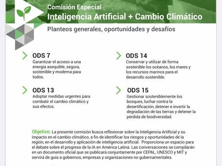 """AI Latin SumMIT- Documentos de Trabajo: """"Cambio Climático"""" y, """"Reglas y Principios Éticos"""""""