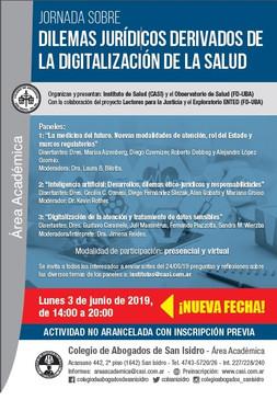 Jornadas Salud Digital