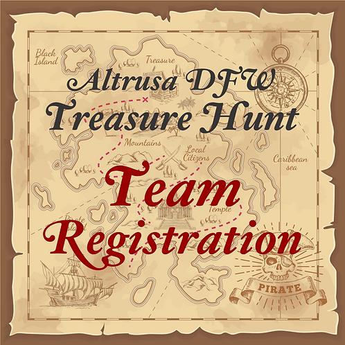 Treasure Hunt - TEAM