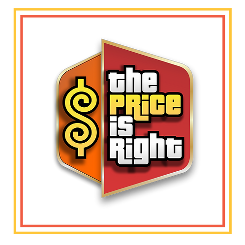 The Price Is Right Game Sponsor