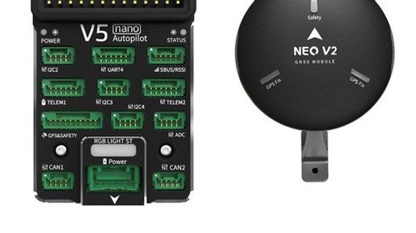 픽스호크 V5 나노 + NEO V2