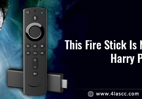 This Fire Stick Is Not Less Than Harry Potter's Wand