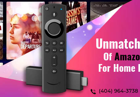 Unmatched Benefits Of Amazon Fire-Stick For Home Entertainment