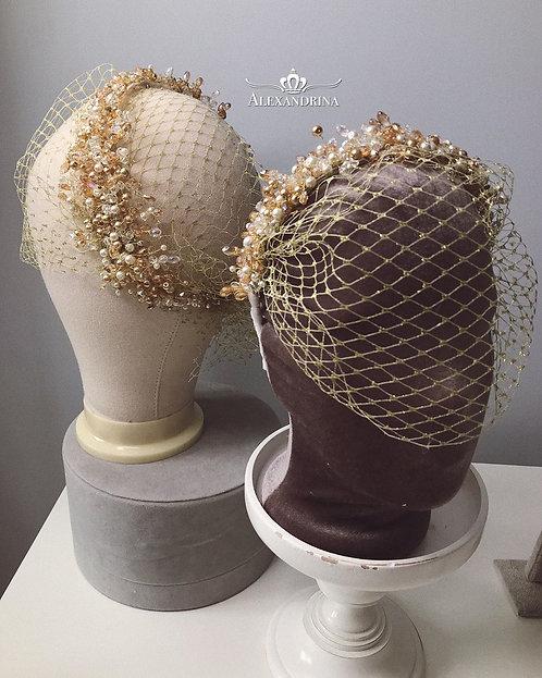 Beauty Headband Veil