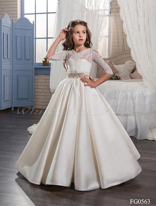 Детское бальное платье FG0563