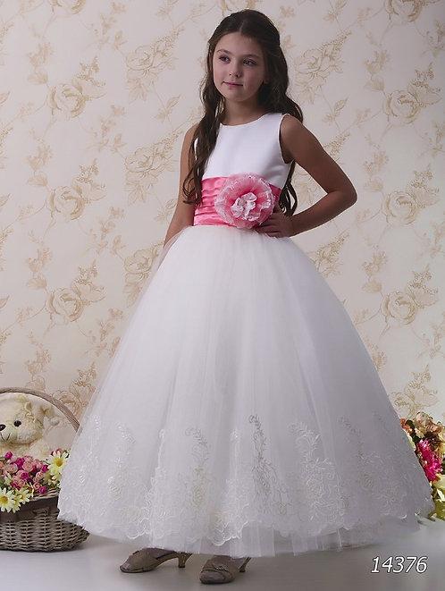 Детское бальное платье 14376