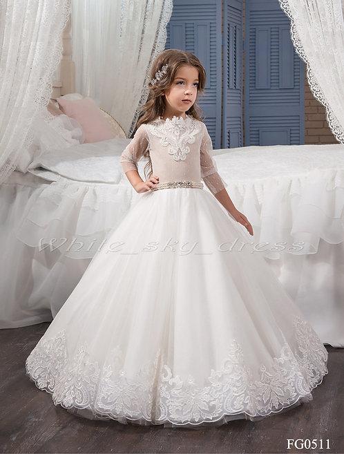 Детское бальное платье FG0511