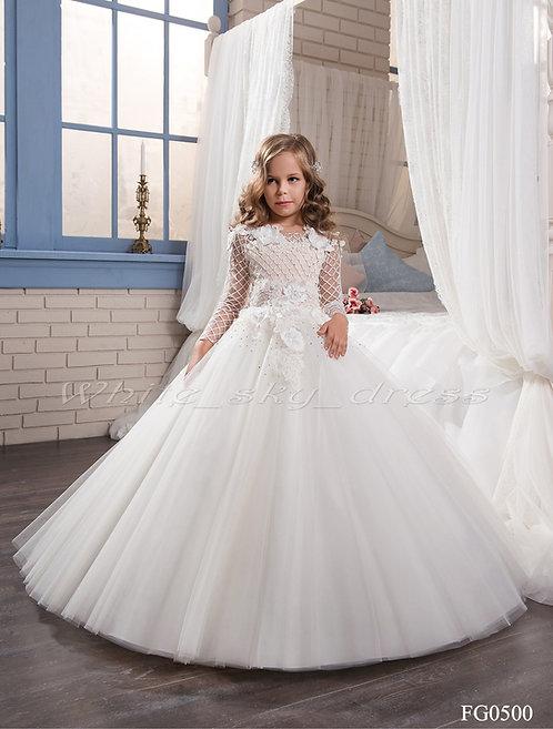 Детское бальное платье FG0500