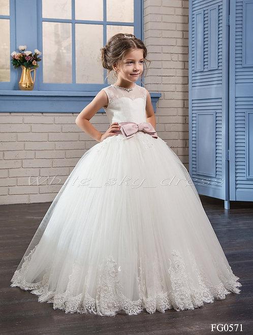 Детское бальное платье FG0571