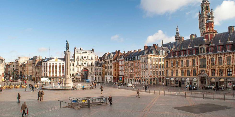Rando Amisec Bruxelles - Lille