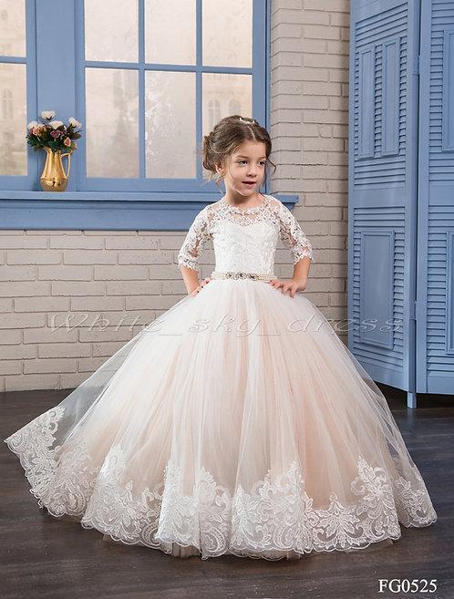 Детское бальное платье FG0525