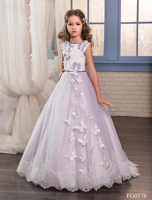 Детское бальное платье FG0576