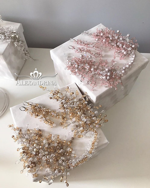 Crown Magical Crystal