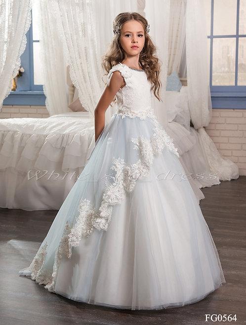 Детское бальное платье FG0564