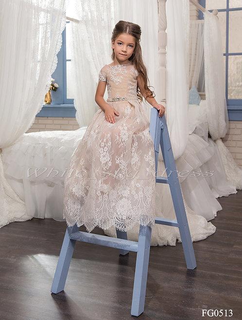 Детское бальное платье FG0513