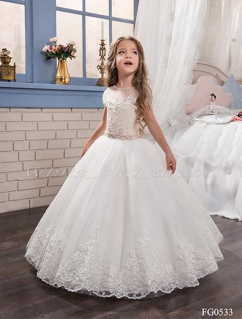 Детское бальное платье FG0533