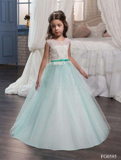 Детское бальное платье FG0595