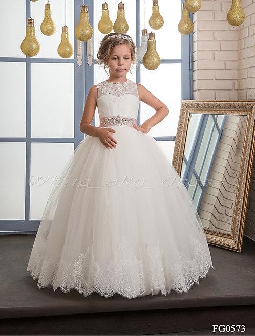 Детское бальное платье FG0573