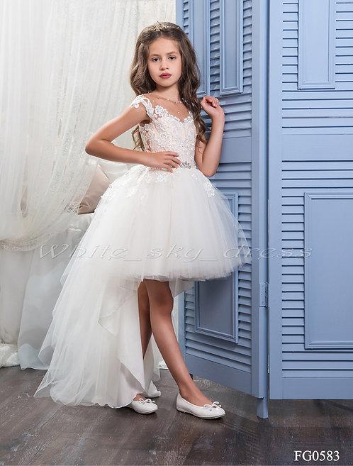 Детское бальное платье FG0583