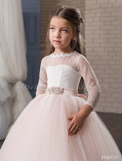 Детское бальное платье FG0529
