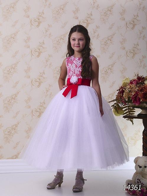 Детское бальное платье 14361