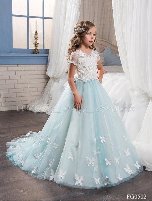 Детское бальное платье FG0502