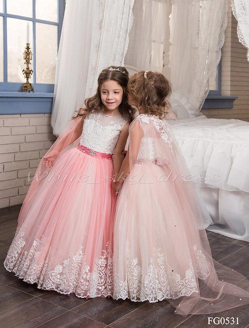 Детское бальное платье FG0531