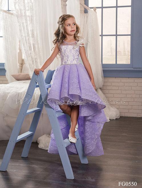 Детское бальное платье FG0550