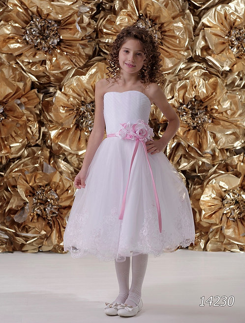 Детское бальное платье 14230