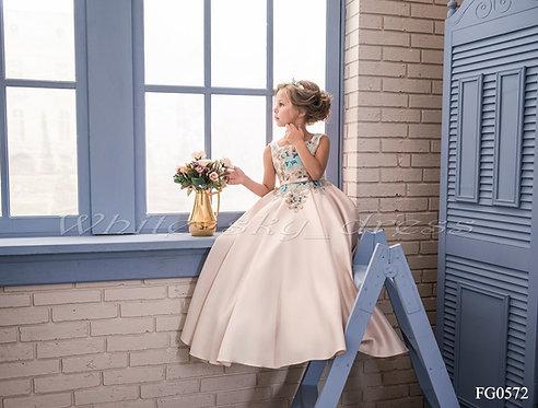 Детское бальное платье FG0572