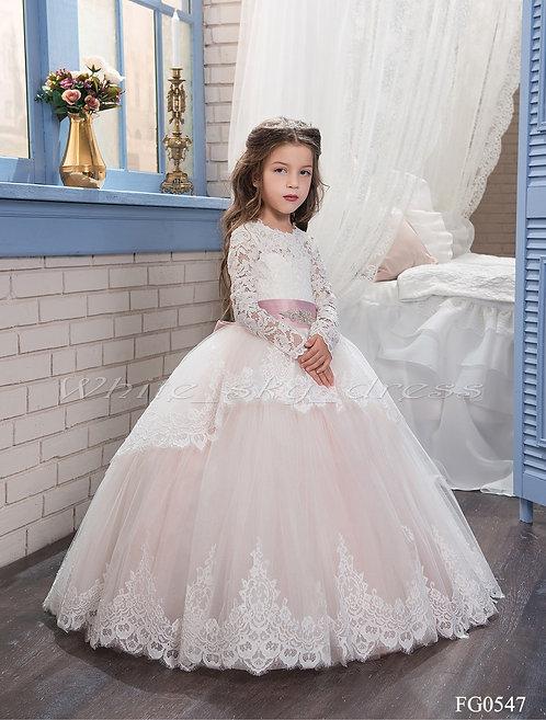 Детское бальное платье FG0547