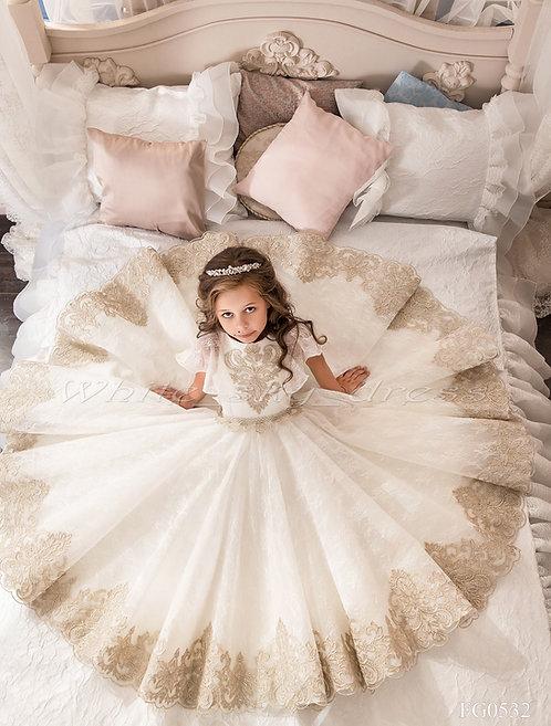 Детское бальное платье FG0532